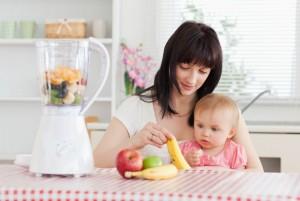 bebelus vegetarian