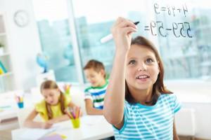 copil, matematica
