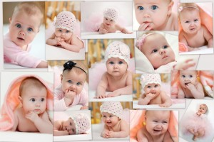 bebelus diferite ipostaze