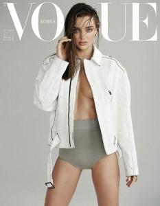 Miranda Kerr Vogue Korea