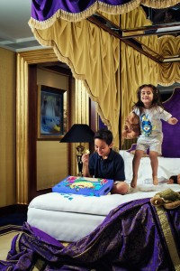 World's finest hotel makes looking after kids child's play
