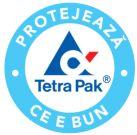 Logo Tetra Pak mic