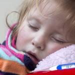 mononucleoza - boala sarutului la copii
