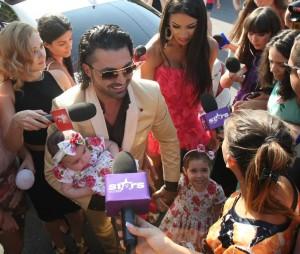Pepe si cele doua fetite ale lui- Rosa si Maria