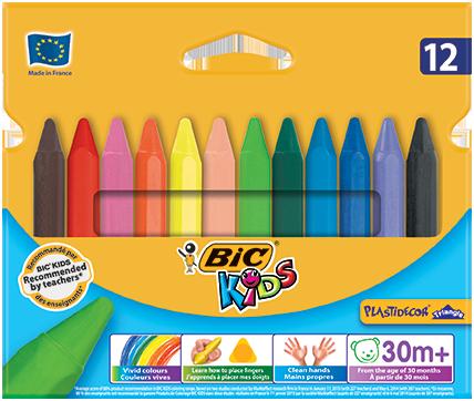 creioane cerate BIC Kids