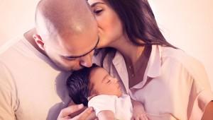 mama tata nou nascut