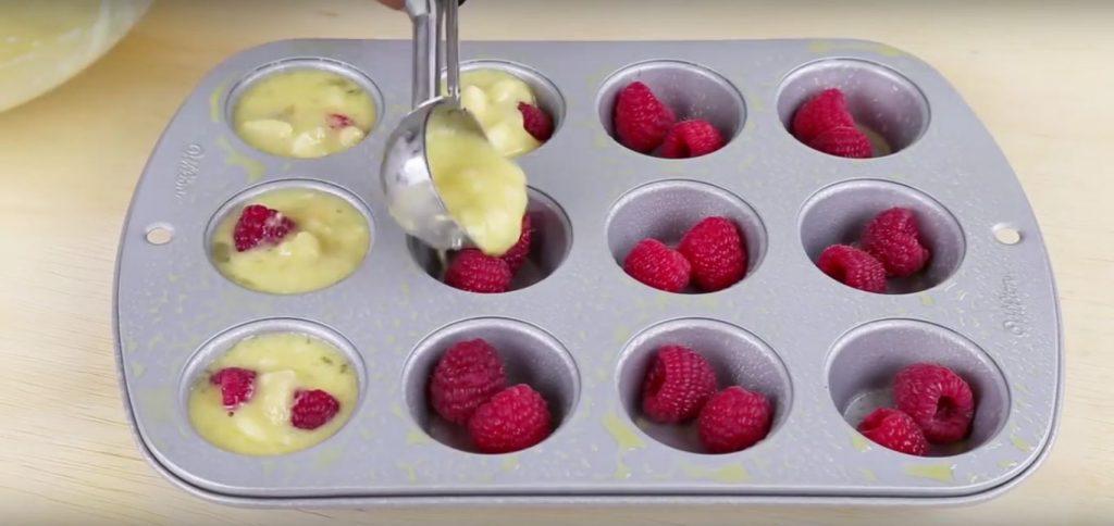 mod preparare briose din 3 ingredinete