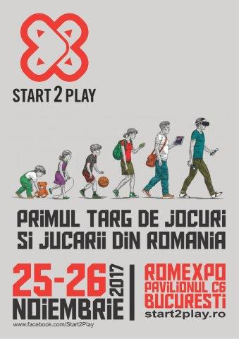start 2 play la romexpo