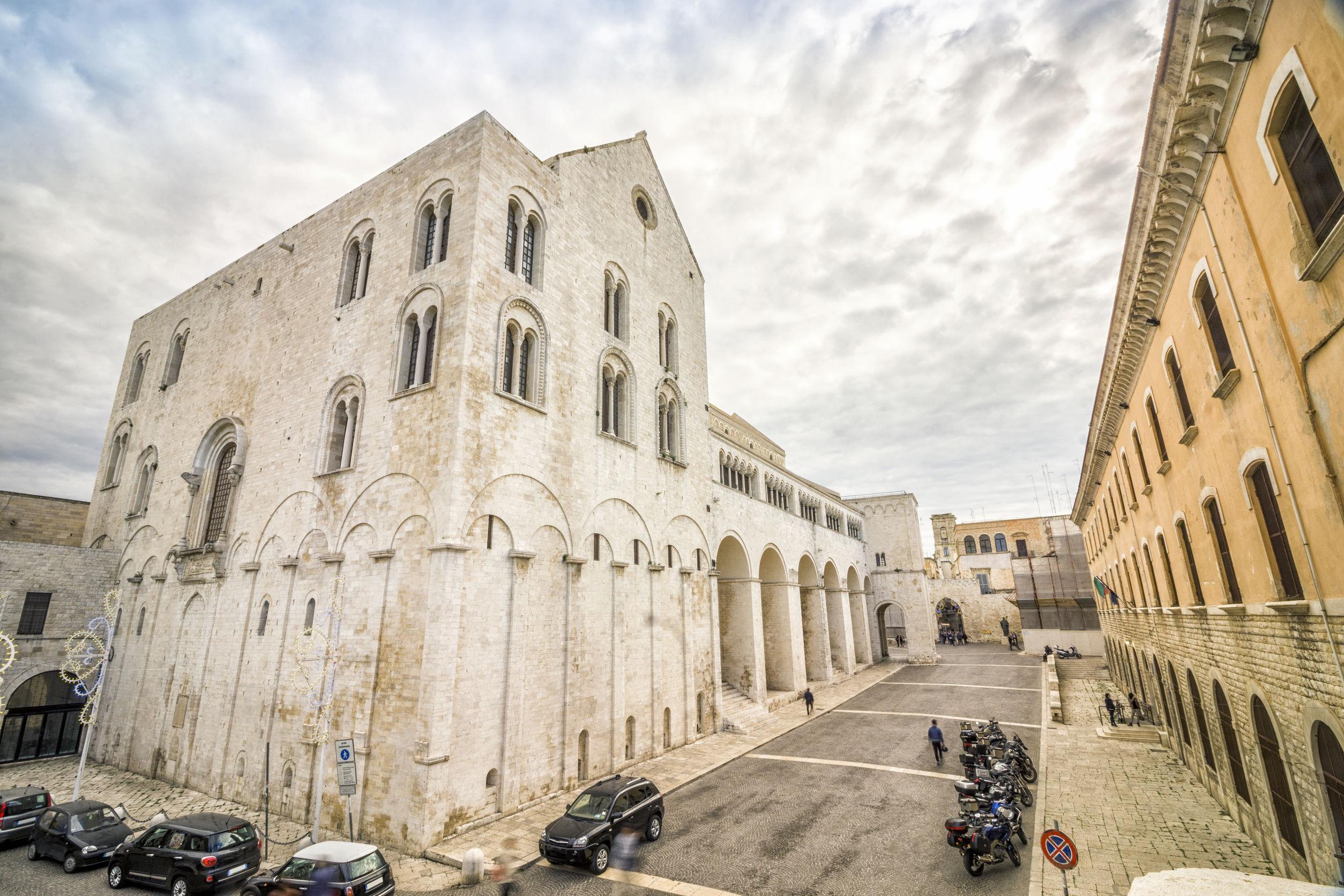 Bazilica Sfantul Nicolae, din Bari