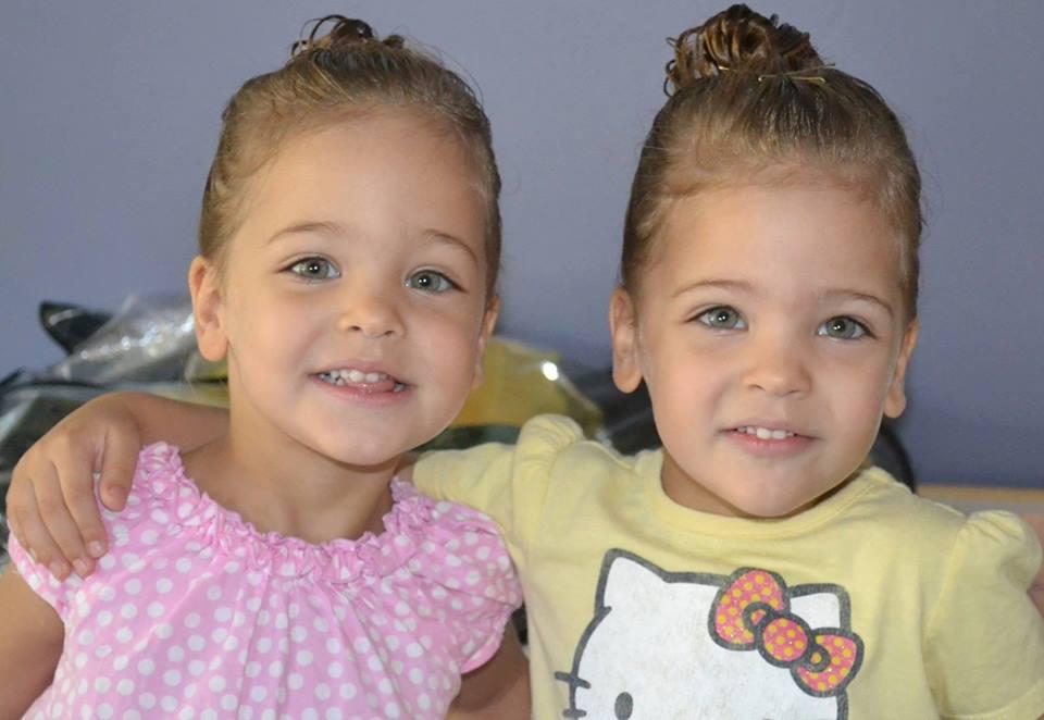 Au 7 ani si sunt considerate cele mai frumoase gemene din lume. Cum arata acum - Galerie foto 2