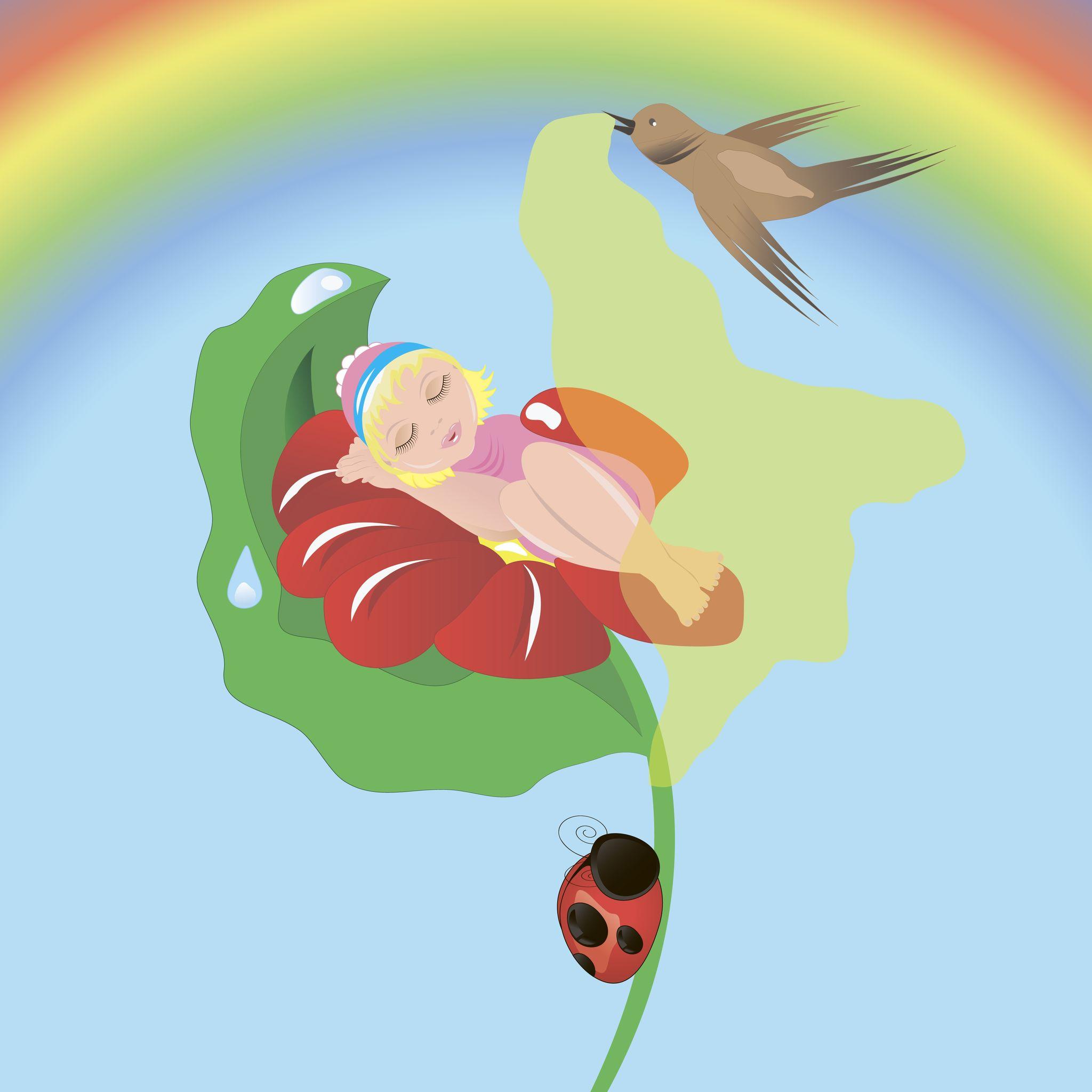 povesti scurte pentru adormit copiii