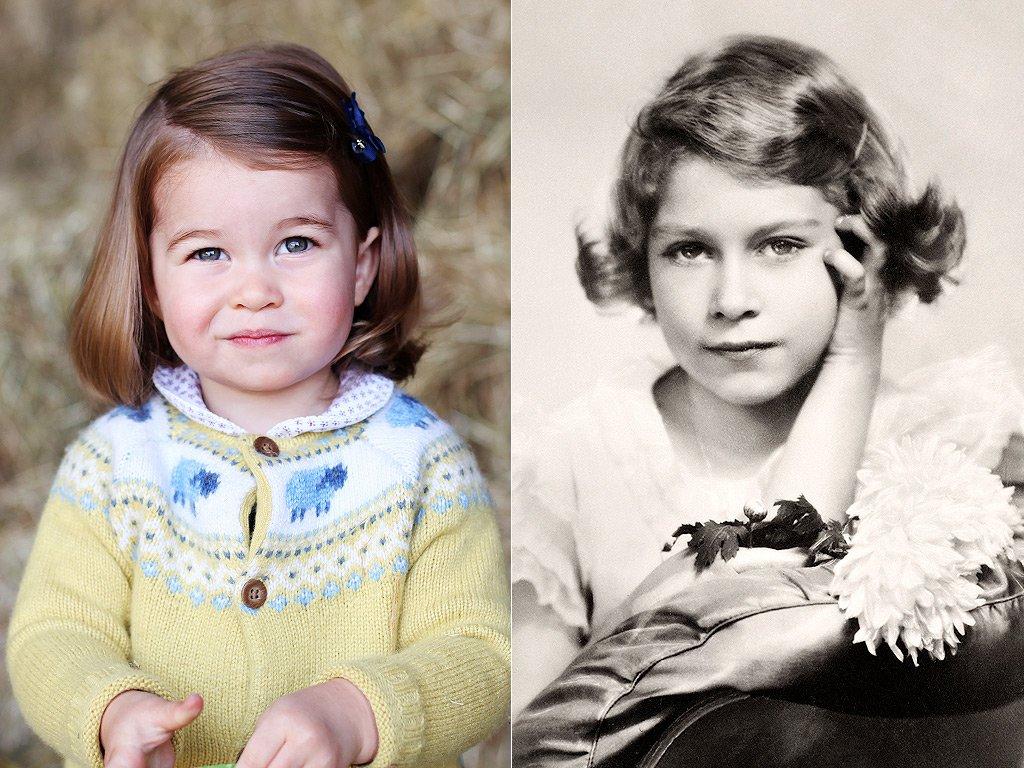 Printesa Charlotte Regina Marii Britanii