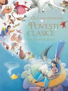 cărți de povești pentru copii. cele mai frumoase povești de noapte bună