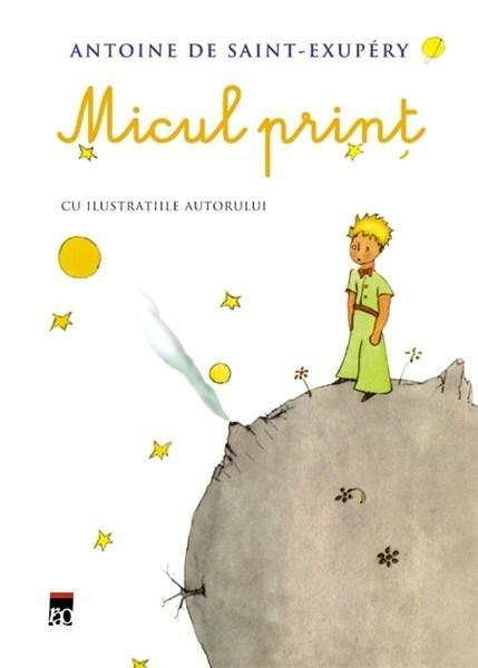 Micul prinț este o carte de povești clasică pentru copii.