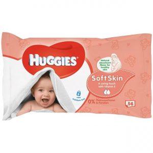 Cele mai bune produse de îngrijire pentru bebeluși cuprind si șervețelele umede. Găsiți aici mai multe tipuri, ideale pentru piele normală, sensibilă sau uscată.