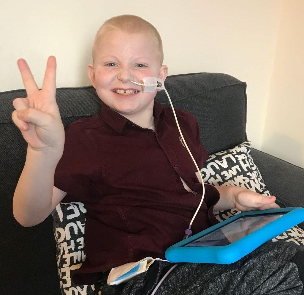 La doar 7 ani, a supravietuit unui transplat de 5 organe