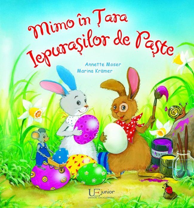 Cadouri de Paște pentru copii-poveste ilustrată