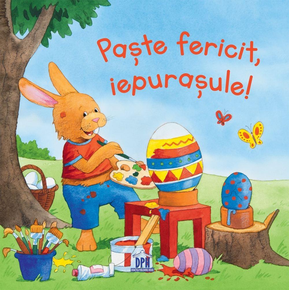 Cadouri de Paște pentru copii-carte pentru copii