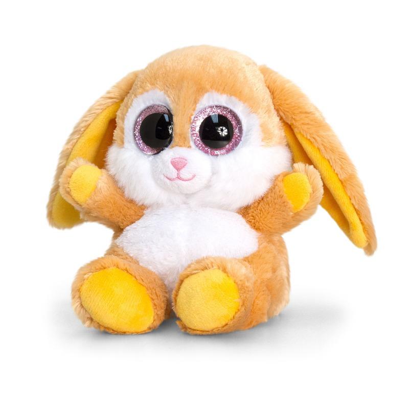 Cadouri de Paște pentru copii-iepuraș de pluș galben