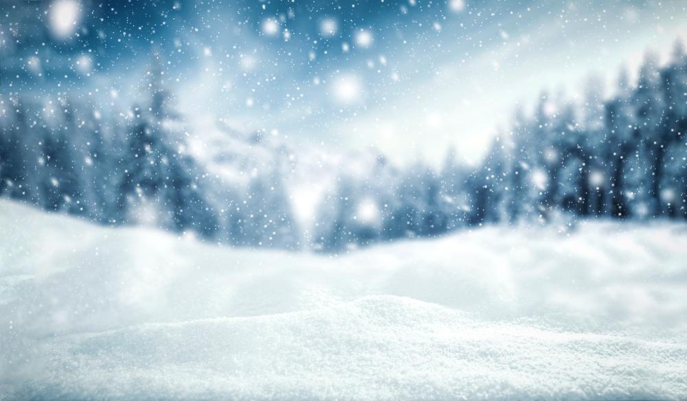 Fenomene ale naturii - Zăpada și fulgii de zăpadă