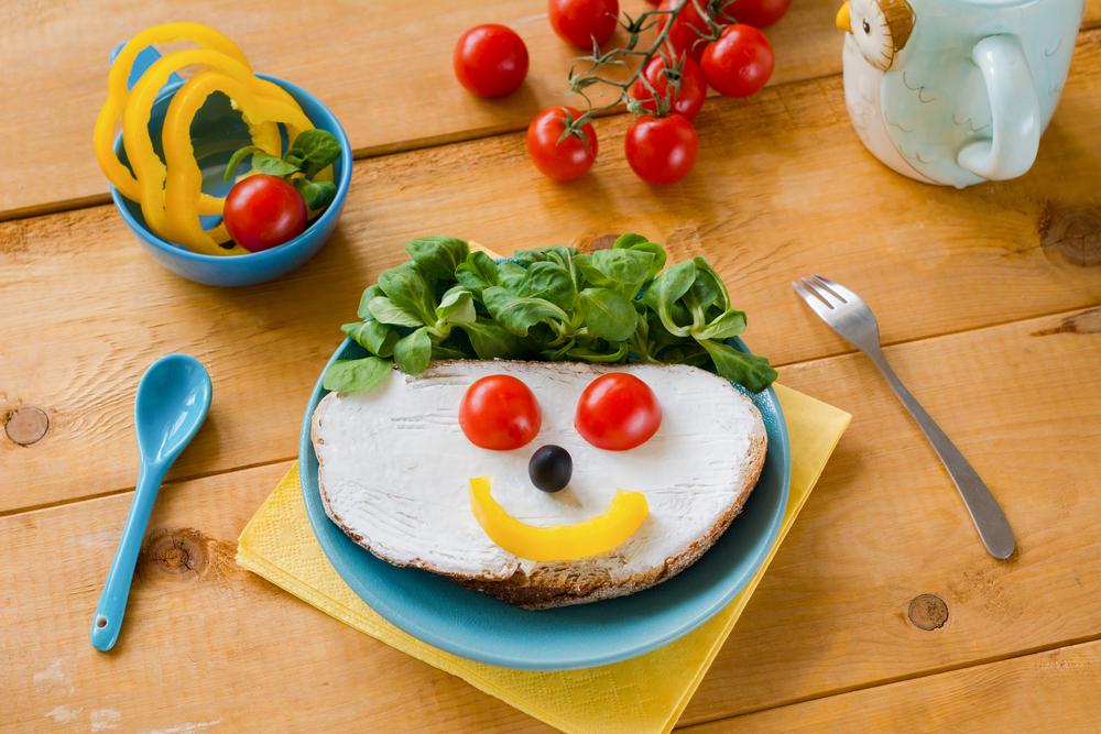 Idei de mic dejun - Sendvișuri cu legume