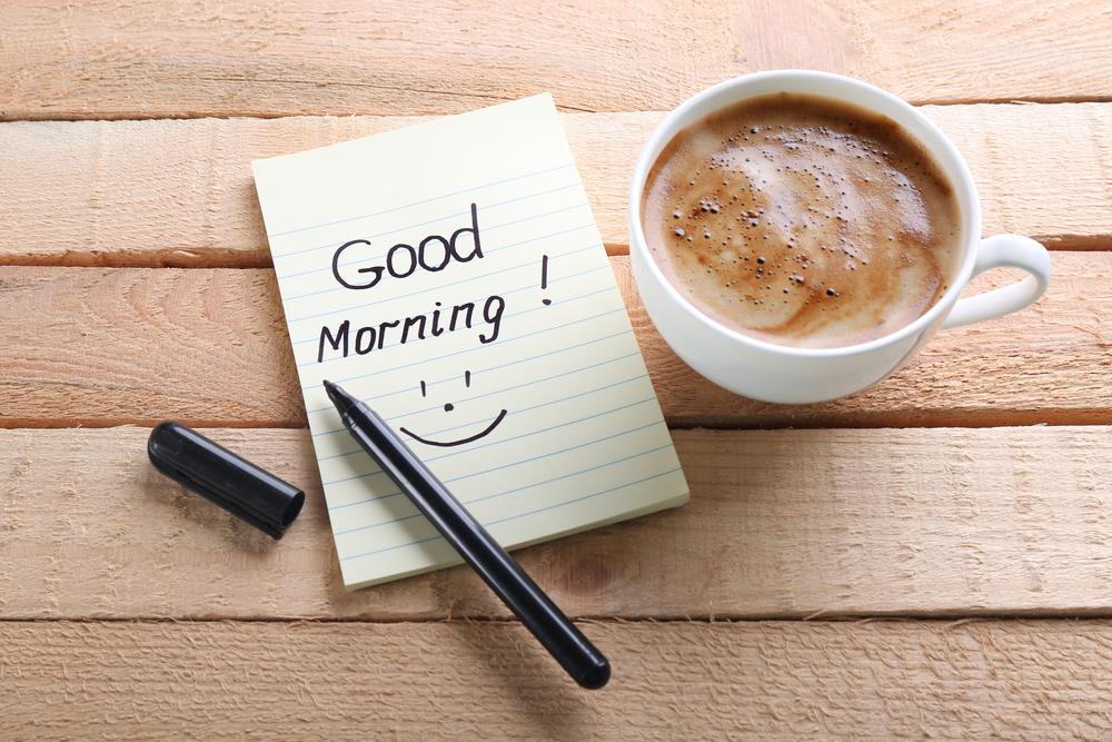 Mesaje de bună dimineața