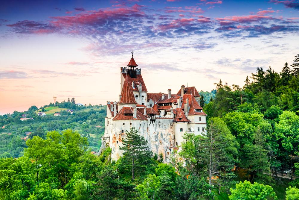 Locuri de vizitat în România cu copiii - Castelul Bran
