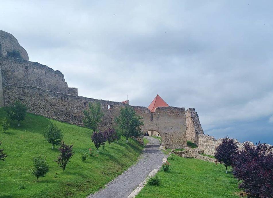 Locuri de vizitat în România cu copiii - Cetatea Rupea