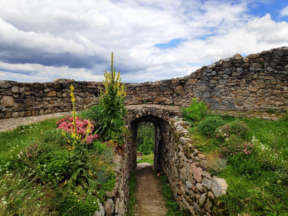 Locuri de vizitat în România cu copiii - Cetatea Cisnadioara