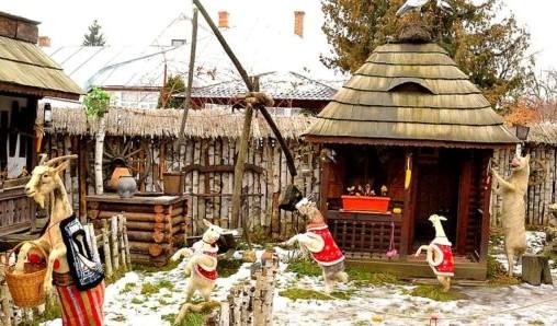 Locuri de vizitat în România cu copiii- Casa memorială Ion Creangă Humulești