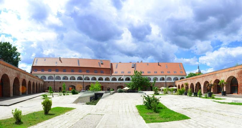 Locuri de vizitat în Timișoara cu copiii - Bastionul Maria Theresia